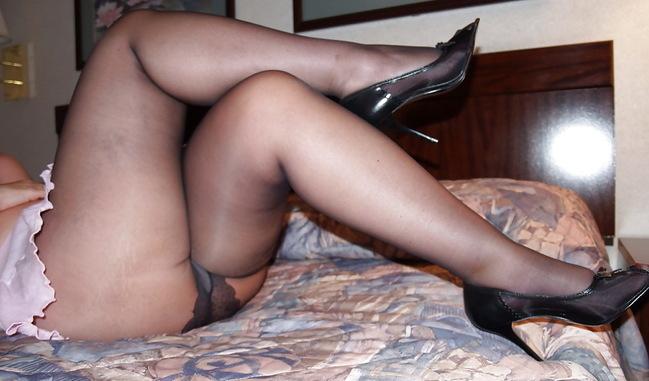 matura in lingerie